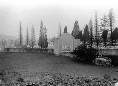 Monumento funerario Oiartzun (1977) Luís Peña Ganchegui