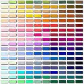 Colores almale - Gama de colores grises para paredes ...