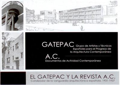 75 Aniversario de la Fundación GATEPAC