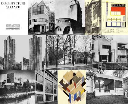 L'Architecture Vivante 1925