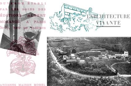 L'Architecture Vivante 1928