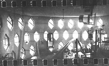 Casa – Estudio de Konstantín Stepánovich Mélnikov