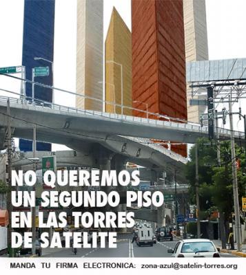 Defendamos las Torres de Satélite