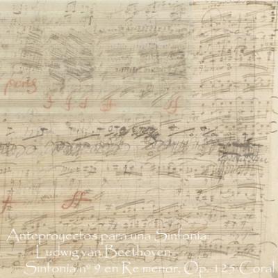Anteproyectos para una sinfonía