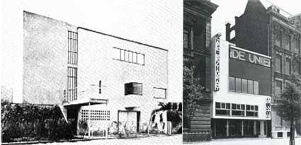 ¿Cuál fue el primer edificio moderno?
