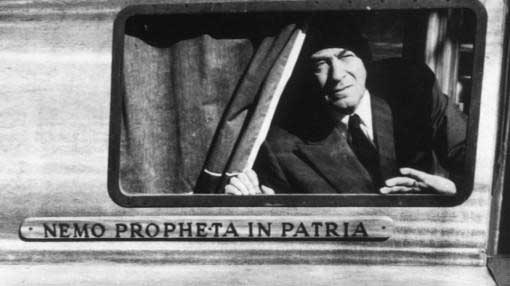 NEMO PROPHETA IN PATRIA