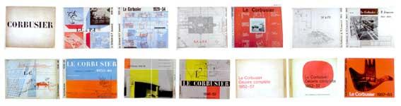 Le Corbusier und Pierre Jeanneret, Oeuvre complète
